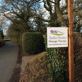 Stella Huxley Massage - Look For My Sign